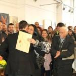 Петър Алексиев сподели наградата